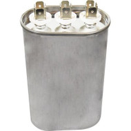 Packard POCD253, 370 Volt Oval Run Capacitor 25+3 MFD