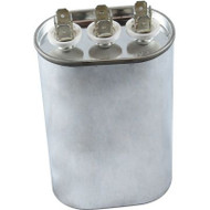 Packard POCFD3575, 440 Volt Oval Run Capacitor 35+75 MFD