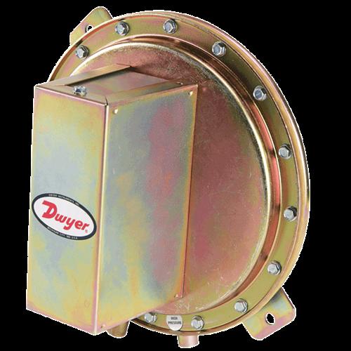 Dwyer Instruments 1627-5 PRESS SW 05-60 INWC