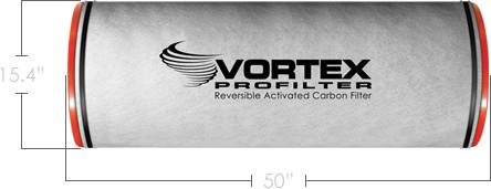 VORTEX Pro150, ProFilter 150 reversible