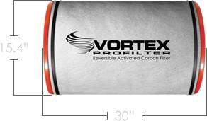 VORTEX Pro75, ProFilter 75 reversible