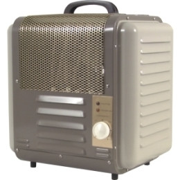Qmark PT268, Portable Electric Industrial Grade Heaters, 4000W, 240V