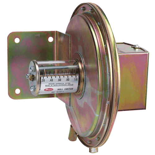 Dwyer Instruments 1640-15KPA PR SW 50-15 KPA