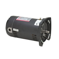 Century Motors QC1072 (AO Smith), Square Flange Pool Filter Motor 115/230 Volts 3450 RPM 3/4 HP