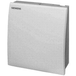 Siemens QPA2060, SENSOR, CO2 AND TEMP, ROOM, 0-10V