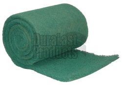 "DuraLast R-125, 1""X25""X36' Hog Hair Bulk Roll Filter, 75sqft/roll"