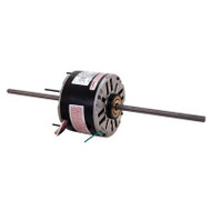 Century Motors RA1056 (AO Smith), 5 5/8 Inch Diameter Double Shaft Fan/Blower Motor 208-230 Volts 1075 RPM 1/2 HP
