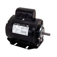 Century Motors RS1050A (AO Smith), Capacitor Start Resilient Base Motor 115/230 Volts 1725 RPM 1/2 HP
