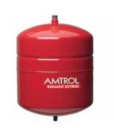 AMTROL RX-15, 140-705 INLINE MOUNTING, RX MODELS: RADIANT EXTROL_ HEATING SYSTEM EXPANSION TANK