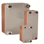 FlatPlate SC12W-XP, Brazed Plate Heat Exchanger