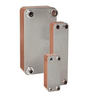 FlatPlate SC1W, Brazed Plate Heat Exchanger
