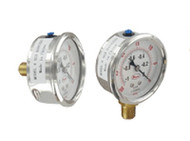 """Dwyer Instruments SGY-D10642N 25"""" SS GAGE"""
