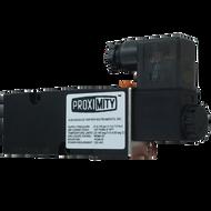 Dwyer Instruments SN-5B 5/2 NAMER SOL VLV 220VAC