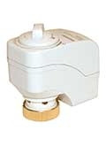 Siemens SSB61U, MZ Series Actuator, 24 Vac, 0 to10 Vdc control signal, NSR