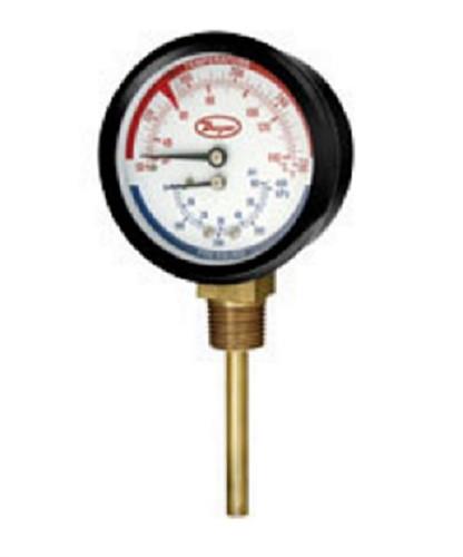 "Dwyer Instruments TRI-100-25 3"" TRIDICATOR 0-100"