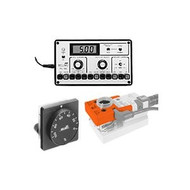 Belimo UK24LON, Interface module that can connect up to 8 MFT actuators and communicates to the controller