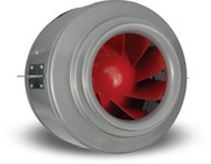 "VORTEX V 14XL, Inline Round Centrifugal Fans 14"", 115V/1PH/60Hz, 2905 CFM"