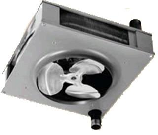 Airtherm VA-144 Steam Unit Heater, Vertical Type