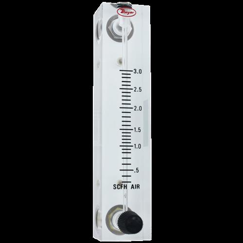 Dwyer Instruments VFB-53-EC-SS 10-100 SCFH AIR