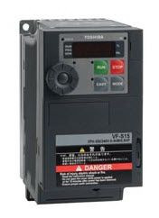 Toshiba VFS15-2007PM-W, VFD S15 Drive, 230V Three Phase Input & Output, 1HP, 48AMPS