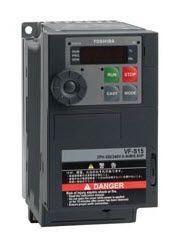 Toshiba VFS15-2075PM-W, VFD S15 Drive, 230V Three Phase Input & Output, 10HP, 33AMPS