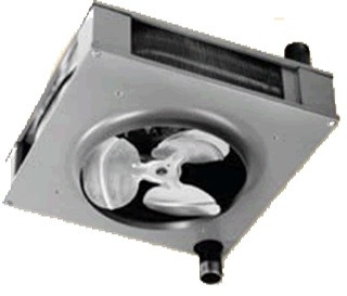Sterling/Airtherm VS-164 Steam Unit Heater, Vertical Type