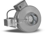 """VORTEX VTX 400 P, Inline Round Centrifugal Fans 4"""", 115V/1PH/60Hz, 175 CFM w/psw"""