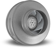 """VORTEX VTX 500, Inline Round Centrifugal Fans 5"""", 115V/1PH/60Hz, 204 CFM"""