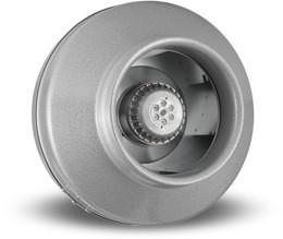 """VORTEX VTX 800, Inline Round Centrifugal Fans 8"""", 115V/1PH/60Hz, 747 CFM"""
