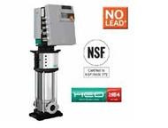 "Wilo 4172013, Multistage Pump, HELIX EXCEL 30-03-2/A3/V/KS  AISI316l,125""ANSI,15HP,3PH,460V,VITON"