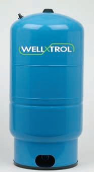 AMTROL WX-203, BLUE, WX MODELS: VERTICAL STAND