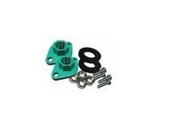 Wilo 2706062, _ FNPT Ductile Iron Flange Kit
