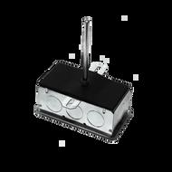 "ACI A/1.8K-D-6""-GD Temperature Thermistor Duct 6"" Galvanized"