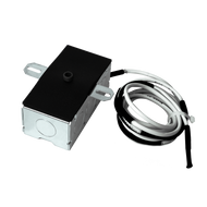 ACI A/1.8K-FA-8'-GD Temperature Thermistor Flexible Averaging 8' Galvanized