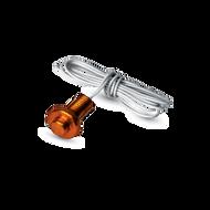 ACI A/100-3W-BBS Temperature RTD's Brass Button Sensor