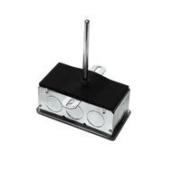 "ACI A/3K-D-8""-GD Temperature Thermistor Duct 8"" Galvanized"
