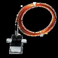 ACI A/CP-A-8'-GD Temperature Thermistor Averaging 8' Galvanized