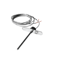 "ACI A/CP-DO-4""-120""-CL2P-QC Temperature Thermistor Bullet Probe Galvanized"