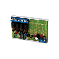 ACI DMUX-4J Interface Devices Pulse Width Modulate (PWM) Input DMUX PWM to 4 Relay Multiplexer (Jumpers)