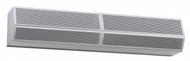 "Mars Air Curtains HV296-2UH-TS, High Velocity 2, 96"" 2 Motor Unheated 460/3/60 Titanium Silver"