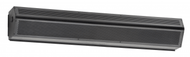 "Mars Air Curtains LPN272-1UA-OB, LoPro 2, NSF Certified 72"" Unheated 115/1/60 Obsidian Black"