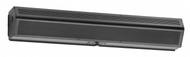 "Mars Air Curtains LPV2108-2EFO-OB, LoPro 2, 108"" Electric Heated 230/3/60 26KW Obsidian Black"