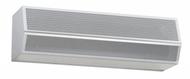 "Mars Air Curtains NH272-2UG-TS, ETL Sanitation, 72"" Unheated, 208/230V, 3PH, Titanium Silver"
