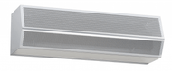 "Mars Air Curtains NH284-2UA-TS, ETL Sanitation, 84"" Unheated, 115V, 1PH, Titanium Silver"