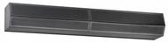 "Mars Air Curtains STD248-1UH-OB, Standard 2, 48"" Unheated 460/3/60 Obsidian Black"