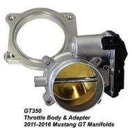 GT350 throttle body kit