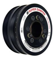 ATI 20% OD SUPER DAMPER MUSTANG GT 5.0L COYOTE 10 RIB SERPENTINE COBRA JET ATI-918066