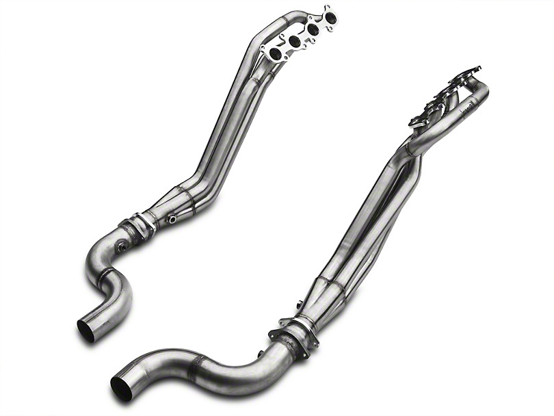 Pypes Off Road Long Tube Headers 1 7 8 2015 2017 Mustang Gt 5 0l Coyote Hdr78sk 2