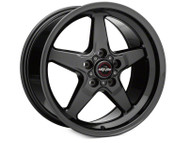RACE STAR DARK STAR DRAG WHEEL 2005-2017 MUSTANG 17X9.5 DIRECT DRILL 92-795153-DSD