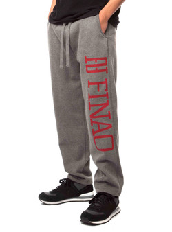 FINAO Classic Sweatpant - Red